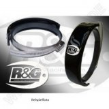 R & G racing exhaust protector Ducati Monster 1200 2014- -