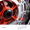 Wheel spacers GSX-R 600/750 2011- rear
