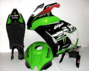 Premium Race fairing painted Kawasaki ZX10R 2016-